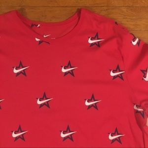 Nike USA Star Swoosh All Over Print